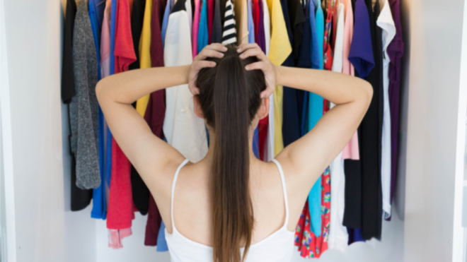 Climate Control Can Help With Morning Dress Stress