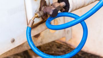 REFRIGERANT LEAKS CAN LEAD TO SYSTEM DAMAGE