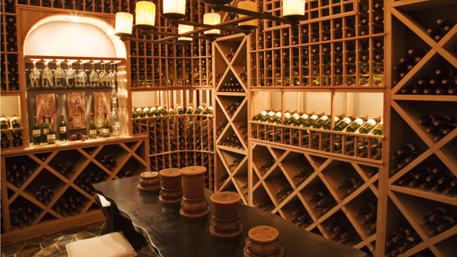 Add a Touch of Elegance With a New Wine Room or Cellar