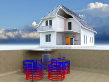 Geothermal and Solar