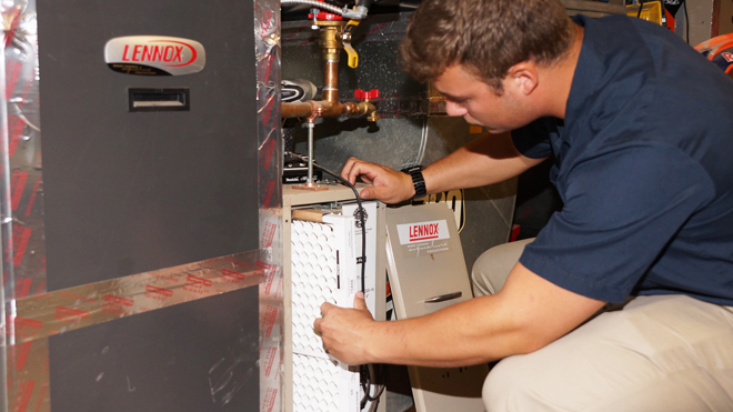 What do furnace energy efficiency ratings mean?