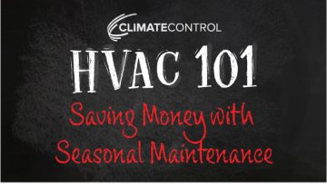 School 101: Save Money with Seasonal Maintenance for HVAC