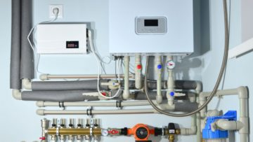 A Case for Using Water Heaters for Radiant Heating