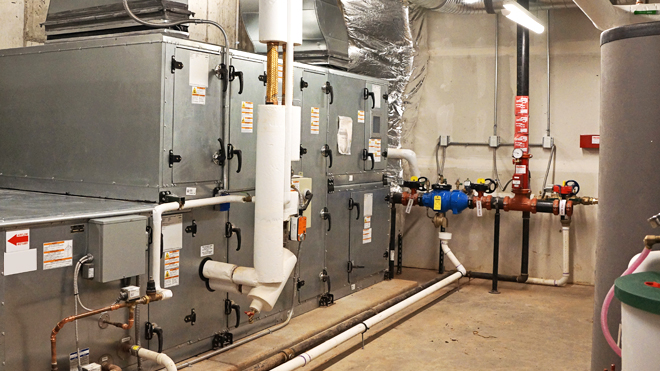Commercial Furnace Maintenance