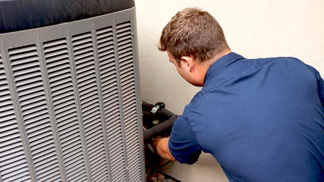 Residential AC Maintenance