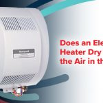 Does An Electric Heater Dry Out The Air In The Room?
